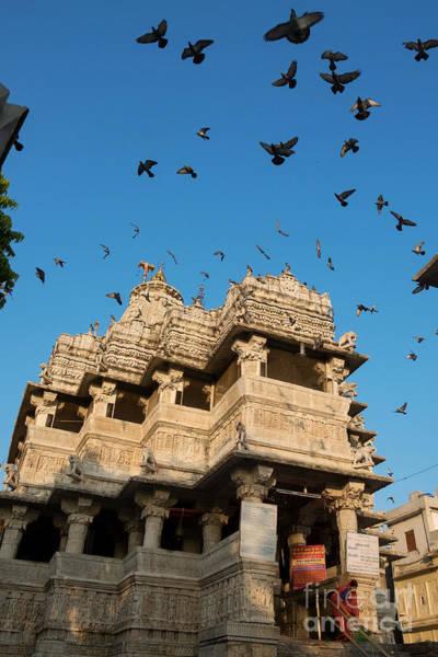 Photograph - Jagdish Temple by Yew Kwang