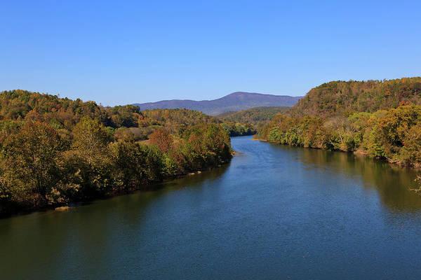 Photograph - James River In Virginia by Jill Lang