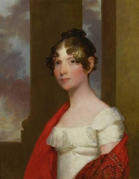 Wall Art - Painting - James Smith Colburn by Gilbert Stuart
