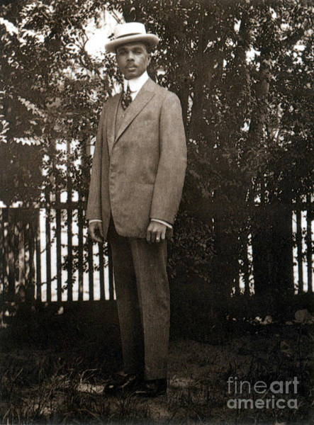 Wall Art - Photograph - James Weldon Johnson, American Author by Science Source