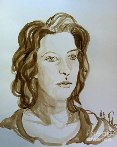 Painting - Jasmine by Alessandra Di Noto