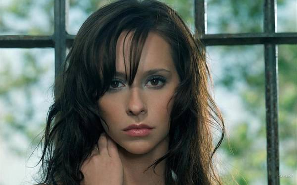 Wall Art - Digital Art - Jennifer Love Hewitt by Mery Moon