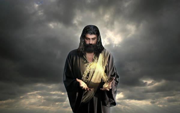 Jesus Christ- Look I Am Coming Soon Art Print