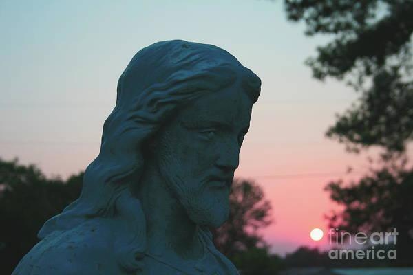 Photograph - Jesus by Tony Baca
