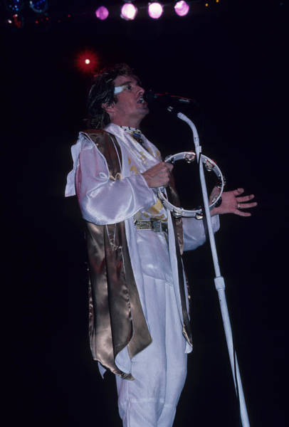 Photograph - Jon Anderson Of Yes by Rich Fuscia