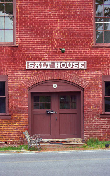 Photograph - Jonesborough Tennessee - Salt House by Frank Romeo