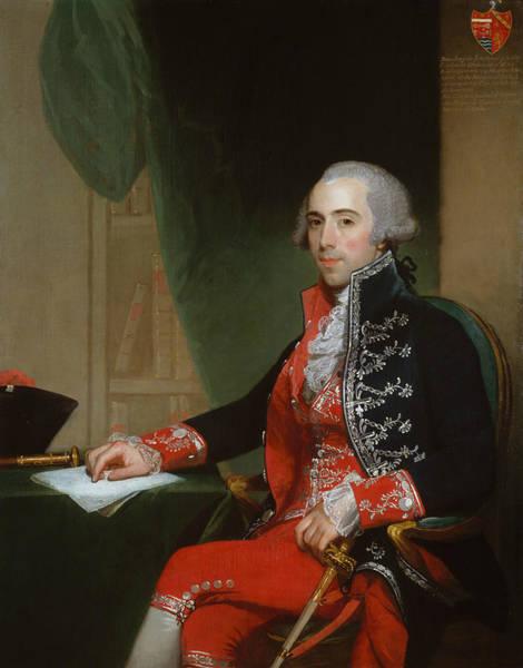 Painting - Josef De Jaudenes Y Nebot by Gilbert Stuart