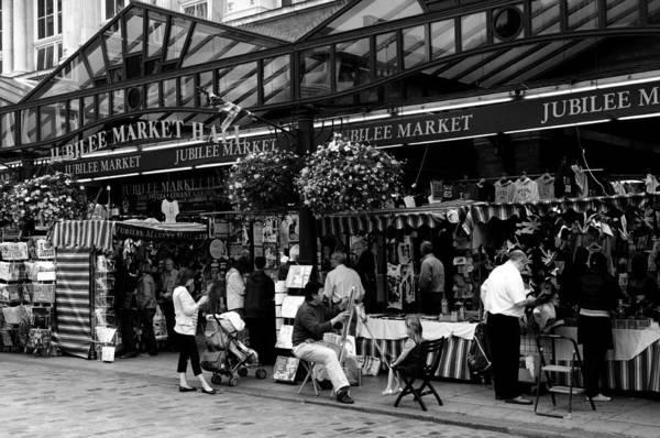 Wall Art - Photograph - Jubilee Market Hall At Covent Garden by Liz Pinchen