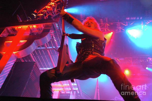 Photograph - Judas Priest by Jenny Potter