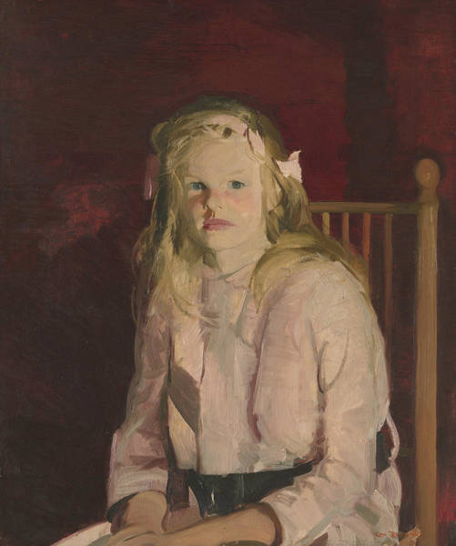 Painting - Julie Hudson by George Bellows