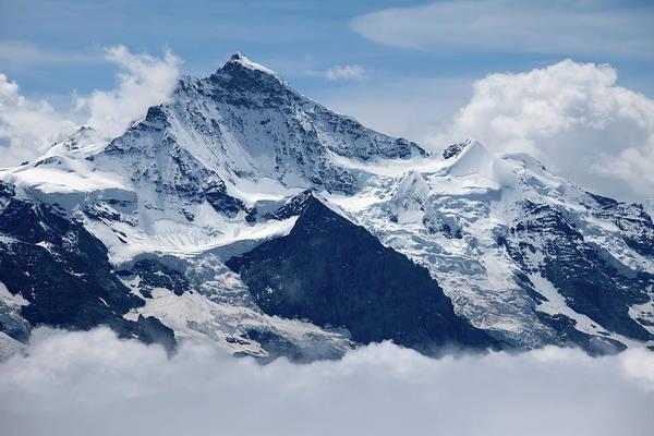 Photograph - Jungfrau by Aivar Mikko