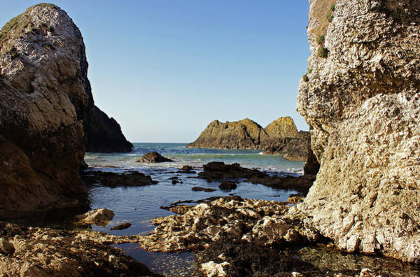 Photograph - Jurassic Coastline At Ballintoy by Colin Clarke