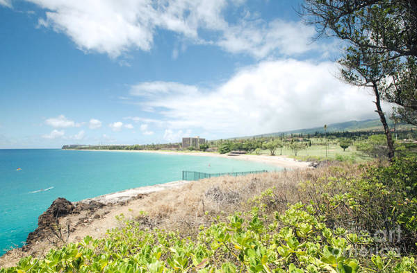 Photograph - Kaanapali Maui Hawaii by Sharon Mau