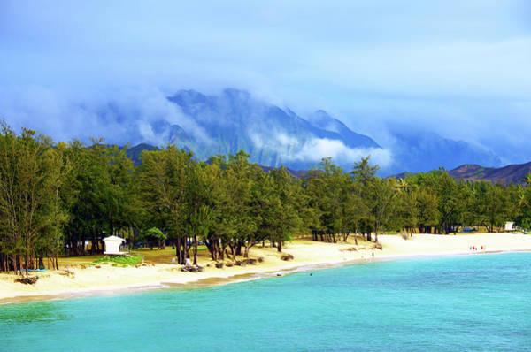 Wall Art - Photograph - Kailua Beach Hawaii by Kevin Smith