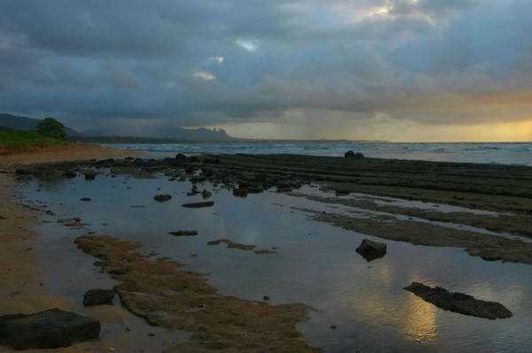Wall Art - Photograph - Kauai Dawn Reflections by Stephen  Vecchiotti