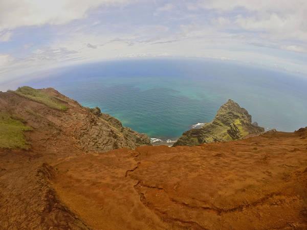 Photograph - Kauai Horizon by Steven Lapkin