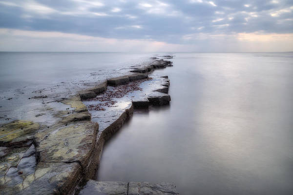 Channel Isles Photograph - Kimmeridge Bay - England by Joana Kruse