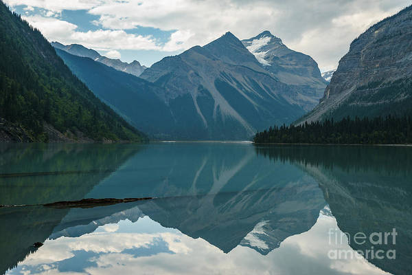 Photograph - Kinney Lake by Carrie Cole
