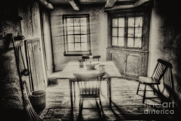 Wall Art - Photograph - Kitchen Of Meades Headquarters by Paul W Faust - Impressions of Light