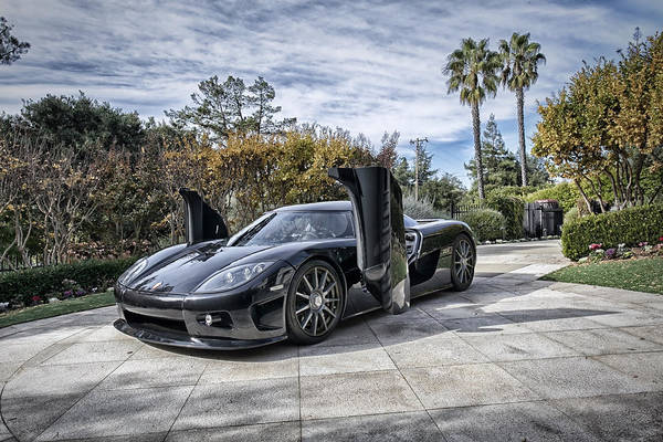 Photograph - Koenigsegg Ccx by ItzKirb Photography