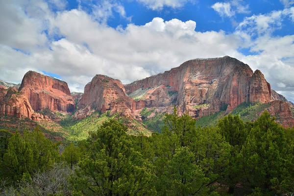 Photograph - Kolob Canyons by Ray Mathis