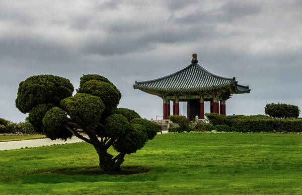 Photograph - Korean Bell Of Friendship by Ed Clark