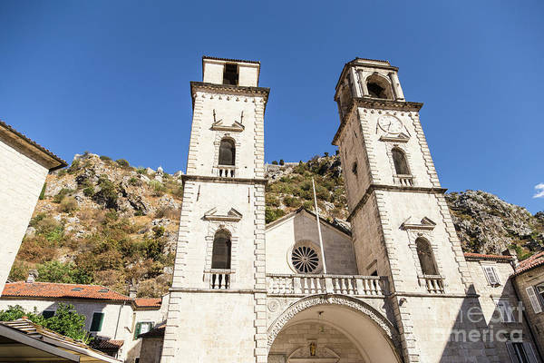 Photograph - Kotor Old Town by Didier Marti