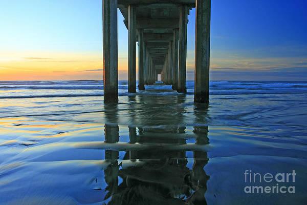 Photograph - La Jolla Blue  by John F Tsumas