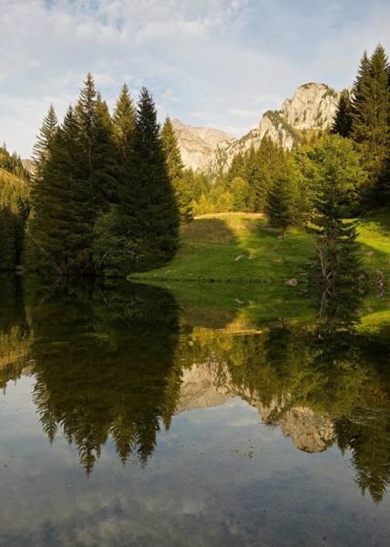 Photograph - Lac De Fontaine by Stephen Taylor