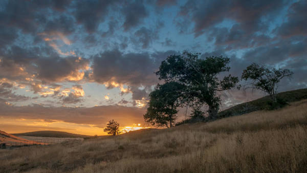 Laguna Mountains Photograph - Laguna Sunrise by Joseph Smith
