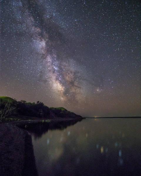 Photograph - Lake Oahe  by Aaron J Groen