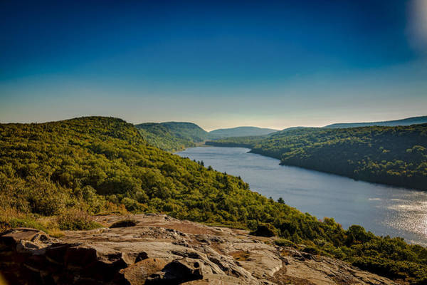 Photograph - Lake Of The Clouds by Jack R Perry