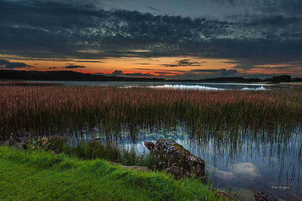 Photograph - Lake Of The Goddess by Tim Bryan