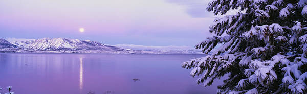 Wall Art - Photograph - Lake Tahoe Ca by Panoramic Images