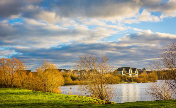Photograph - Lake View by Gary Gillette