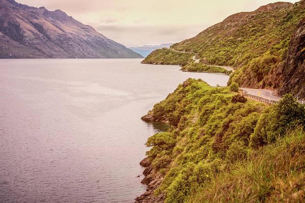 Photograph - Lake Wakatipu New Zealand II by Joan Carroll