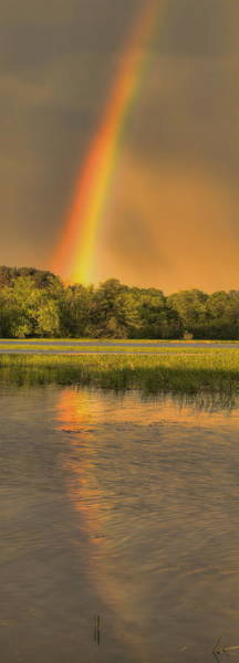 Photograph - Lake Wausau Rainbow by Dale Kauzlaric