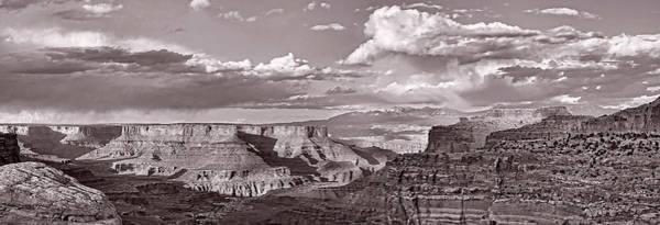 Photograph - Land Meets Sky by Leda Robertson