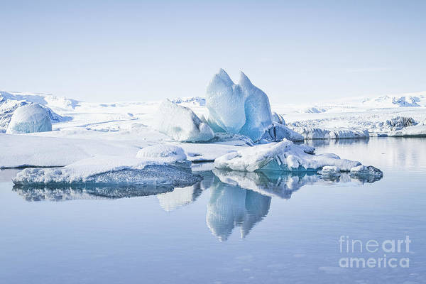 Wall Art - Photograph - Land Of Ice by Evelina Kremsdorf
