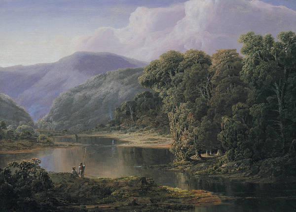 Painting - Landscape by William Louis Sonntag