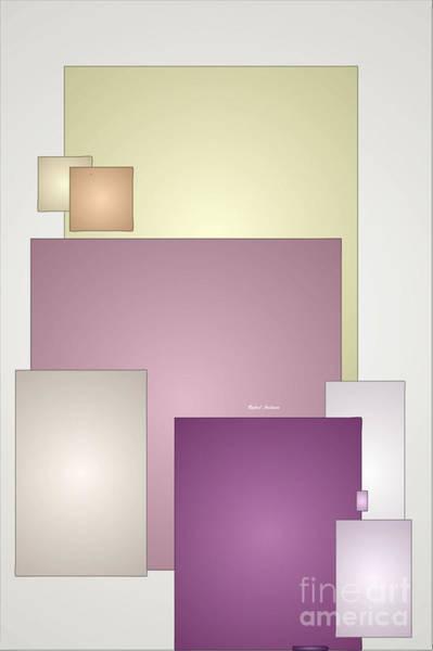 Digital Art - Lavender  by Rafael Salazar