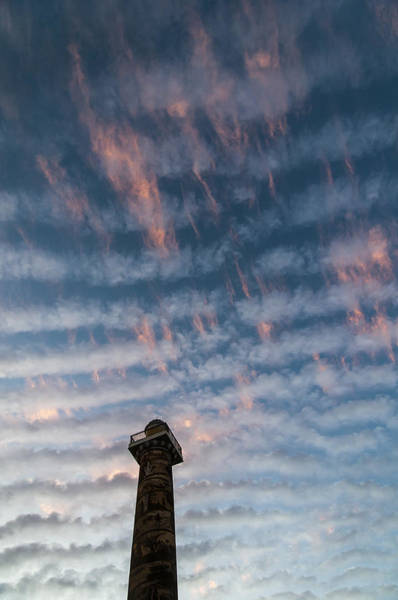 Photograph - Layers Of Clouds by Robert Potts