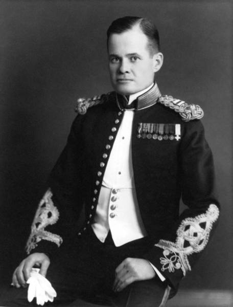 Wall Art - Photograph - Lewis Chesty Puller - Two by War Is Hell Store
