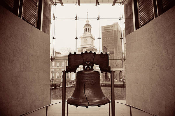 Wall Art - Photograph - Liberty Bell  by Songquan Deng