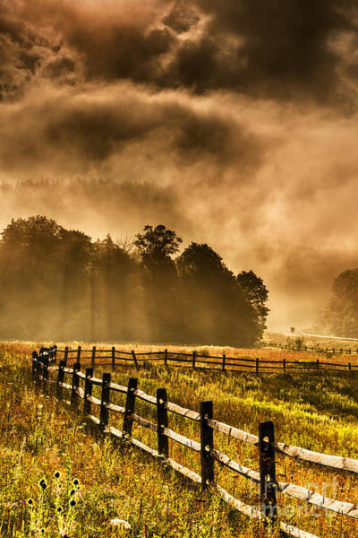 Photograph - Light After The Storm by Thomas R Fletcher