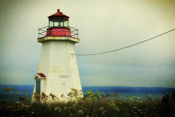Photograph - Lighthouse Nova Scotia by Tatiana Travelways
