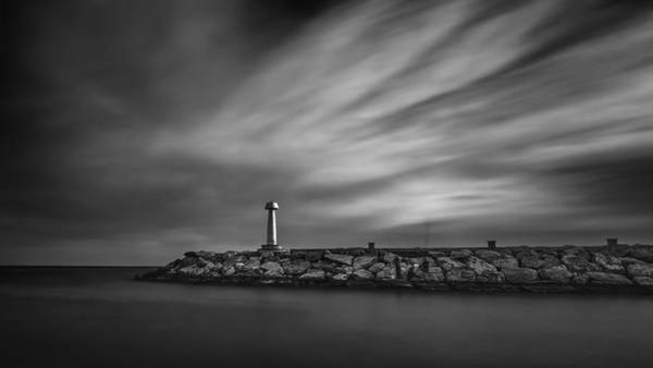 Wall Art - Photograph - Lighthouse by Stelios Kleanthous