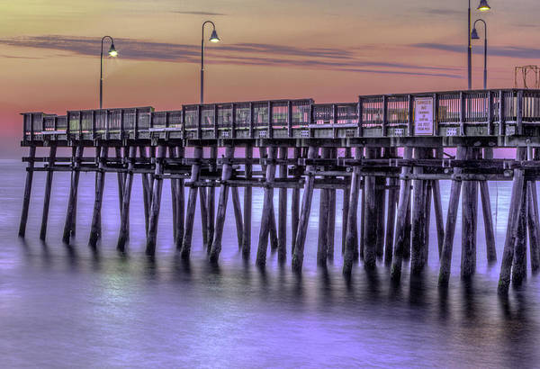 Photograph - Little Island Pier by Pete Federico