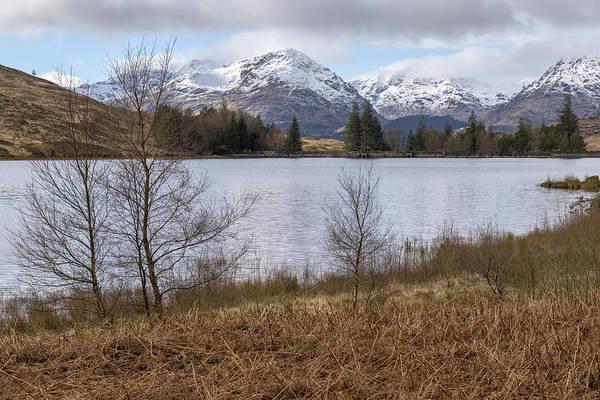 Photograph - Loch Arklet by Jeremy Lavender Photography