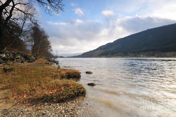 Loch Wall Art - Photograph - Loch Morlich by Smart Aviation